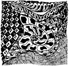 Better Scan of First Tangle