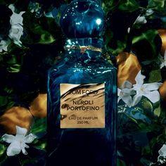 The TOM FORD Neroli Portofino Collection #PrivateBlend