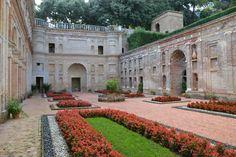 Villa Imperiale, Pesaro, Marche, Italy (XV-XVI... | The Italian Landscapes - Paesaggi italiani