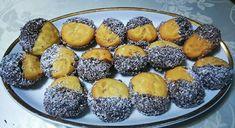 ΜΑΓΕΙΡΙΚΗ ΚΑΙ ΣΥΝΤΑΓΕΣ: ΚΟΥΛΟΥΡΙΑ - ΜΠΙΣΚΟΤΑ Sweet Desserts, Biscotti, Muffin, Cookies, Breakfast, Blog, Greek Beauty, Kitchens, Crack Crackers