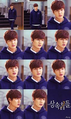 The heirs - man oh man..... lee min ho can really do the moony eyes thing and make a girl melt