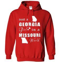 GEORGIA GIRLS IN MISSOURI T Shirts, Hoodie. Shopping Online Now ==►…
