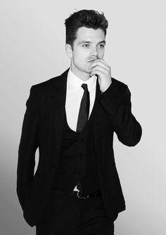 Your Bucky! • sebastian-standom:   Sebastian Stan - A Study in...