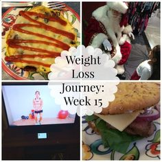 First Time Mom and Losing It: Weight Loss Journey: Week 15