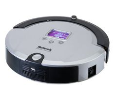 Rotech Smooth Robotic Vacuum Cleaner W/remote Control (4-in-1 Series) Vacuuming, Sweeping, Disinfecting, Mopping. Model Rv02 | Robotic Vacuum Reviews And Ratings