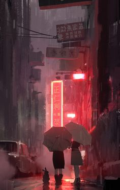 19-30 Red district - illustrations que vous avez cette semaine #191 ! - http://go.shr.lc/1BJeydg #Pixiv #Illustration