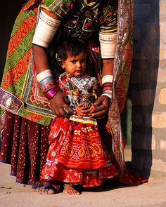 Megwar tribe Gujarat http://www.jimzuckerman.com/india