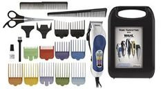 Wahl Color Pro Complete Hair Cutting Kit (affiliate link)