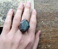 Hey, I found this really awesome Etsy listing at https://www.etsy.com/listing/219676705/ring-size-825-electroformed-ring