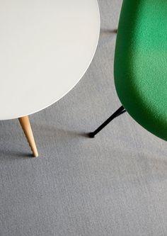 Interior design, office space. By Anni Gram.
