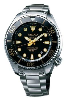 Seiko Marinemaster Limited Edition