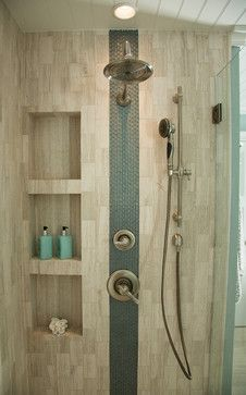 HGTV's House Hunters Renovation Master Suite - transitional - Bathroom - Los Angeles - SH interiors