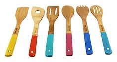 BergHOFF Cook N Co 6Pc Bamboo Utensil Set -- More info could be found at the image url.