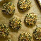 Quinoa Cakes #vegan #recipes