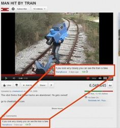 YouTube: What are some of the funniest YouTube comments of all time? - Quora