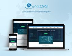 "Check out new work on my @Behance portfolio: ""PlatOPS - Software development company"" http://be.net/gallery/61481855/PlatOPS-Software-development-company"