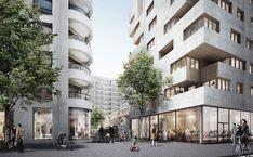 Gallery of Herzog & de Meuron Unveils Pedestrian-Centric City Center for Lyon Confluence - 3