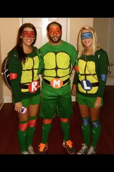Teenage mutant ninja turtle costumes tmnt costumes pinterest 59 homemade diy teenage mutant ninja turtle costumes solutioingenieria Image collections