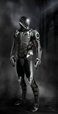New Science Fiction Robot Armors Ideas Robot Ninja, Arte Ninja, Arte Robot, Ninja Mask, Science Fiction, Space Opera, Sci Fi Armor, Sith Armor, Knight Armor
