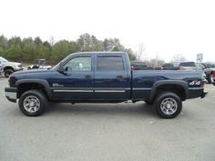 Search our Locust Grove Diesel Trucks inventory at E & M AUTO SALES dealership in Virginia located near Culpeper, Fredericksburg. Diesel Vehicles, Diesel Cars, Diesel Trucks, 2006 Chevy Silverado, Locust Grove, Hot Cars, Cars For Sale, Cars For Sell