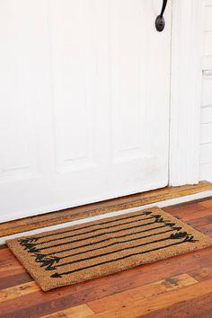 Slide View: 2: 4040 Locust Arrows Doormat