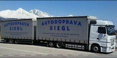 AUTODOPRAVA SIEGL s.r.o. – Sbírky – Google+ Trucks, Signs, Vehicles, Google, Motor Car, Truck, Shop Signs, Sign, Cars