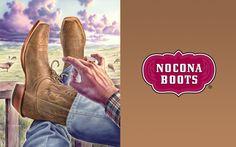 Nocona Boots Wallpaper - Scorpion