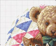 O Urso e os gatinhos » Portal do Ponto Cruz