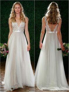 Trendy 2015 - suknie ślubne