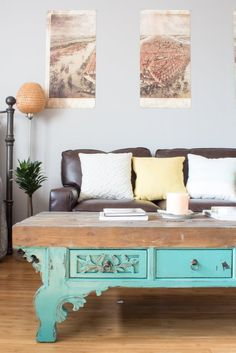 House Tour: An Industrial Rustic Rental in Los Angeles | Apartment Therapy