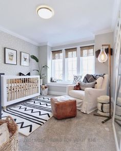 Baby Nursery Neutral White Ideas For 2020 Baby Room Boy, Baby Bedroom, Baby Room Decor, Nursery Room, Nursery Decor, Nursery Ideas, Elephant Nursery, Lego Bedroom, Childs Bedroom