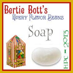 Bertie Bott's Mini Challenge Badge - Soap!