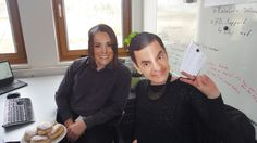 Visit from Great Britain - #Fasching at SKIDATA