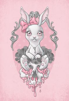 Princess Bunny by aleksandracupcake on deviantART