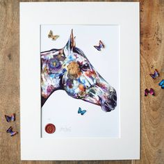 Super limited edition run with real flowers, handmade butterflies, gold ink and signature wax stamp. This edition sold out in 10 minutes of the release, so much love for you all. Chloe Brown, Wax Stamp, Gold Ink, Contemporary Artwork, Real Flowers, Pet Portraits, Original Artwork, Butterflies, 3d