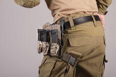 G-Code D3 ISS Leg Kit
