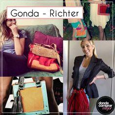 ¡Divinos todos los diseños de Gonda - Richter! ¿Qué esperás para tener el tuyo?