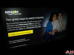 Android TV: Still Hoping For An Amazon Prime Instant Video App? #Android #CES2016 #Google