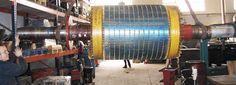 Electromecánica CEYRE | Construcción y reparación de maquinaria eléctrica
