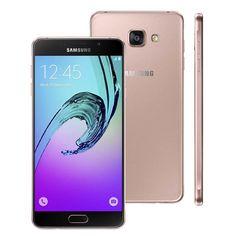 [.FRIO] - Samsung Galaxy A7 2016 ROSÊ - R$ 1.699,00 em 10x sem juros