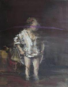 """Saatchi Art Artist Pauline Zenk; Painting, """"Insider"""" #art"""