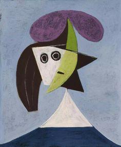 Olga Kokhlova por Pablo Picasso