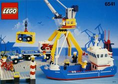 6541: Intercoastal Seaport #1991