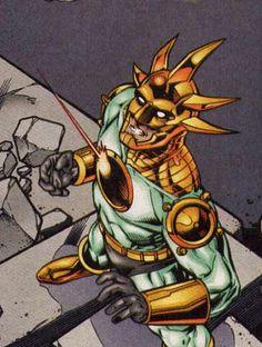 Aztek screenshots, images and pictures - Comic Vine Dc Comics Characters, Fictional Characters, Comic Art, Comic Books, Comic Reviews, New Avengers, Comic Character, Character Reference, Character Portraits