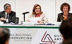 #DESTACADAS:  Sistema contra la corrupción, a cuentas - El Universal