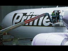 Amazon One, el nombre del primero de los aviones de Amazon - http://www.actualidadgadget.com/amazon-one-nombre-del-primero-los-aviones-amazon/