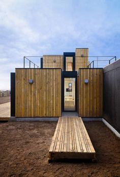 SIP Panel House / Alejandro Soffia   Gabriel Rudolphy