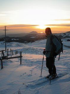 Tramonto sul monte Tomba Lessinia 2009