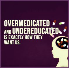 It's time to wake up to the reality of the pharmaceutical industry...