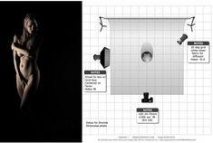 Студийные+схемы+света6.jpg (600×404)